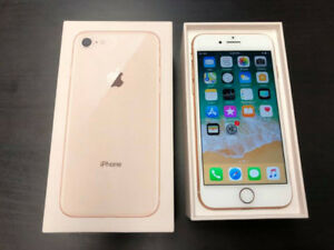 iPhone 8 - 64 GB - Factory Unlocked - Rose Gold - Today Only!!!!