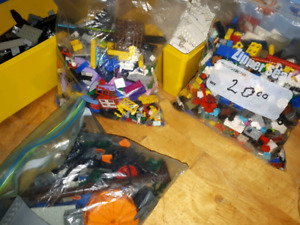 Lego blocks figurines accessories and boards