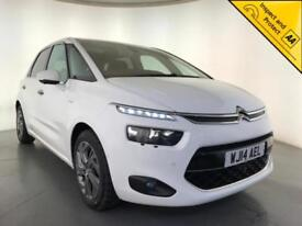 2014 CITROEN C4 PICASSO EXCL + AIRDREAM E-HDI DIESEL 1 OWNER SERVICE HISTORY