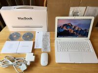 *UK Version* A1342, Apple MacBook, Mid 2010, 2.4GHz, 750GB HDD ***IN EXCELLENT WORKING ORDER!***