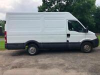 09 IVECO DAILY 2.3 TD 35S12 LWB ONE OWNER ARMOUR LOCKS LOW 100K HISTORY PX SWAPS
