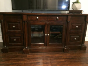 Solid Wood Buffet/Media Stand