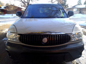 2004 Buick Rendezvous SUV... with winter tires... $3800