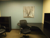 110 sq ft interior office - GREAT PRICE - SE Business Centre