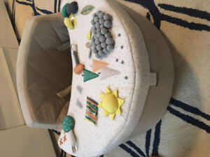 Land of Nod/ Crate & Kids Busy Baby Chair