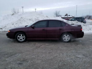 2004 Chevrolet Impala 3.9L - if the ads up i still have it