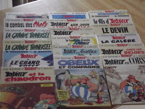 Collection Asterix