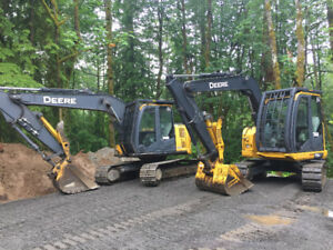 Excavator Rental/Rock Truck & Equipment Rentals