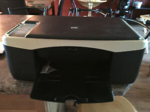 HP F2140 all-in-one Printer, Scanner, Copier .