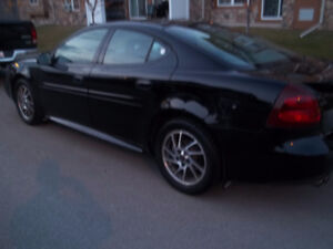2004 Pontiac Grand Prix GTP Comp G Sedan