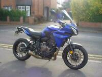 Yamaha MT-07 Tracer 700 2018 Very Clean - Low Mileage