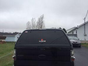Leer truck cap canopy topper 20004-2008 f150
