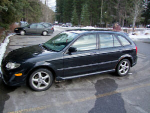 2002 Mazda ES Wagon MANUAL GEAR BOX - NEED GONE ASAP
