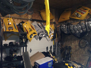 Parting out 2007 xrs 800 & other rev sleds -709-597-5150