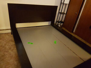 Selling this good bed frame