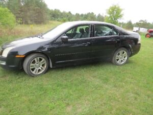 2006 Ford Fusion SEL V6 well maintained