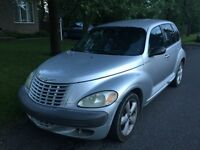Chrysler PT Cruiser 2002 , 156000km, automatique FINANCEMENT