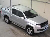 Volkswagen Amarok HIGHLINE AUTO 2.0TDI 180ps PICKUP Blue Motion ** NOW S0LD **
