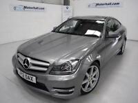Mercedes C250 C250 CDI BlueEFFICIENCY AMG SPORT PLUS + MERC HIST + 2 KEYS
