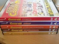 5 carry on dvds