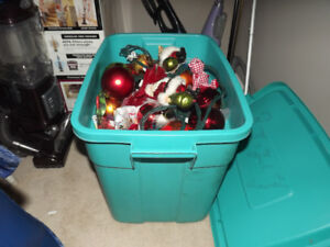 REDS, GREENS , GOLDS,,,CHRISTMAS DECORATIONS ,,,