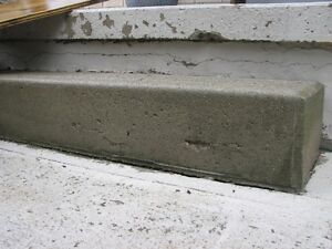 48 Inch Cement Step