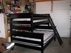 Like New Bunk Beds and Mattresses for Sale