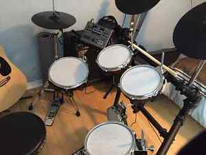 Drum électronique VsounD