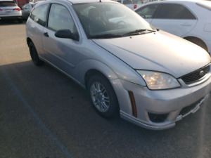 Ford focus low KM great deal