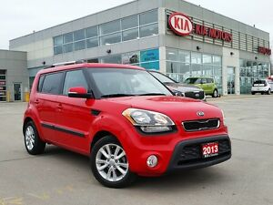 2013 Kia Soul 2U ECO | HTD SEATS | TINTS | BT/AUX/USB
