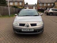2004 Renault Megane 2.0 VVT Dynamique Convertible 2dr Petrol Manual (196