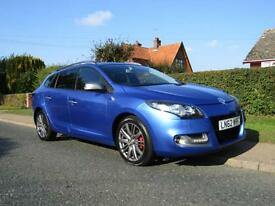 2012 Renault Megane 1.6 dCi 130 BHP GT LINE 5DR TURBO DIESEL ESTATE ** TOM TO...