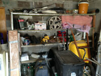 Tools and other items