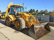 Loader Triad JCB 4CX n: serial 0467896
