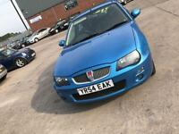 Rover 25 1.4 84ps Si 5 DOOR - 2004 54-REG - 1 MONTHS MOT