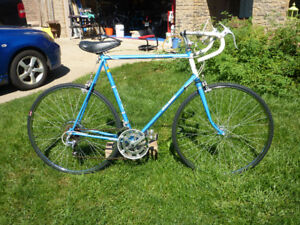 Raleigh Record (large) Road Bike .