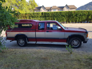 1991 Dodge Dakota Pickup Truck