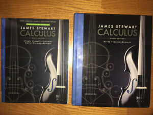 James Stewart Calculus | Eighth edition: Early Transcendentals