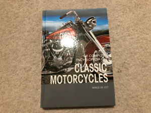 Encyclopedia of Classic Motorcycles