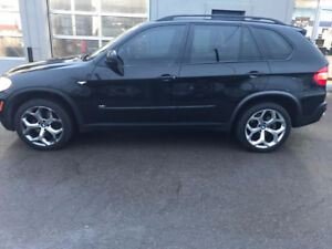 2008 BMW X5 4.8i M package panoramic roof NO ACCIDENTS CLEAN X5M