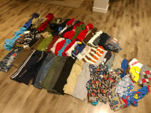 Boys clothing.  Size 2T to 3T.