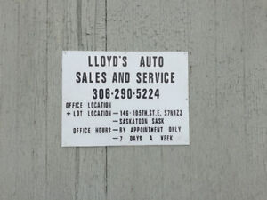 Automotive Repair, Service, Sales, and Consignments