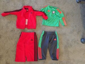Baby Boy 12-18m clothes, fall wear, like new! 27 items