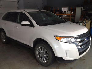 2014 Ford Edge Limited SUV, Crossover