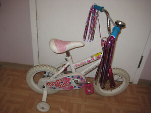perfect bike 12'' in very good condition tuned up
