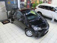 2015 TOYOTA YARIS 1.0 VVT i Active 5dr 0 ROAD TAX