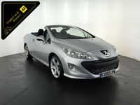 2010 60 PEUGEOT 308 CC GT HDI CONVERTIBLE DIESEL SERVICE HISTORY FINANCE PX