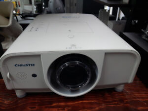 Christie LX500 projector