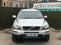 2008 Volvo XC90 2.4 D5 SE SUV 5dr Diesel Geartronic AWD (239 g/km, 182 bhp)