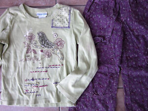 Girls Size 5/6 naartjie outfit
